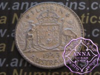 Australia 1943 S Florin , High Condition