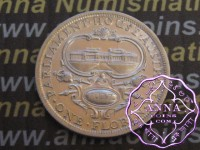Australia 1927 Parliament House Florin, Better Condition