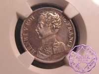 France 1831 Henry V Pretender Essai Franc NGC MS63