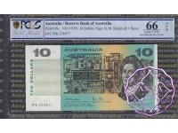 1979 $10 R307a Knight/Stone PCGS 66 OPQ