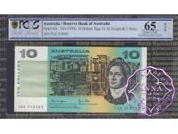1979 $10 R307b Knight/Stone PCGS 65 OPQ