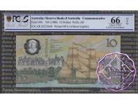 1988 R310b $10  2nd issue Johnston/Fraser PCGS 66 OPQ