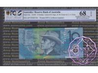 1993 $10 R316a Fraser/Evans PCGS 68 OPQ
