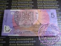 2006 $5 220dL HB06 Macfarlane/Henry Bundle Of 100 UNC