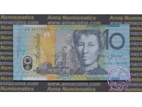 1998 $10 R318c Macfarlane/Evans UNC
