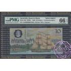 Australia 1988 Specimen AA$10 PMG66 EPQ