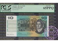 1968 $10 R303 Phillips/Randall  PCGS 65 PPQ