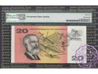 1968 $20 R403 Phillips/Randall PMG 66 EPQ