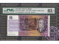 1976 $5 R206a Knight/Wheeler PMG 65 EPQ