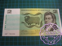 1968 $2 R83 Phillips/Randall UNC