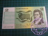 1979 $2 R87 Knight/Stone UNC