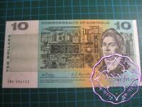 1968 $10 R303 Phillips/Randall UNC
