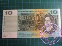 1972 $10 R304 Phillips/Wheeler UNC