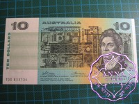 1974 $10 R305 Phillips/Wheeler UNC