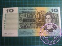 1979 $10 R307a Knight/Stone UNC