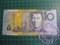 1993 $10 R316a Fraser/Evans UNC