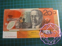 1994 Mc $20 PT3  EX Two Note Portfolio