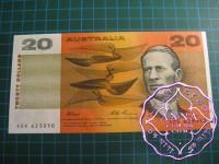 1994 $20 ADK + opt UNC