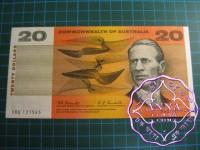 1967 $20 R402 Coombs/Randall XF