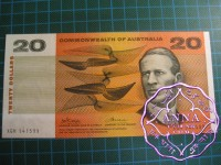 1972 $20 R404 Phillips/Wheeler UNC