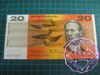 1979 $20 R407a Knight/Stone UNC