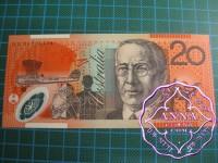 1994 $20 R416aF Fraser/Evans UNC AA94
