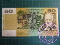 1979 $50 R507 Knight/Stone UNC