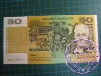 1990 $50 R512 Fraser/Higgins UNC