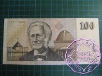 1990 $100  R612 Fraser/Higgins UNC