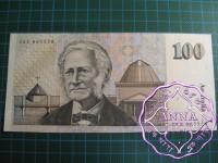 1991 R613 $100 Fraser/Cole UNC