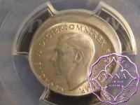 Australia 1948 Sixpence PCGS MS64 Error