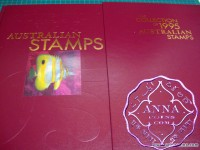 Australia 1995 Deluxe Yearbook Album with all Stamps FV$42