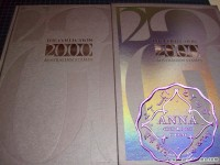 Australia 2000 Deluxe Yearbook Album with all Stamps FV$68.87