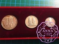 Vatican 3 Silver Medal Set