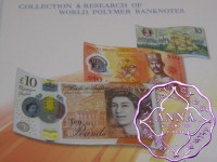 World Polymer Banknotes 1st Edition 2018