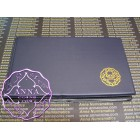 ANNA NUMISMATICS 40 Banknotes Currency Holders Pocket Album